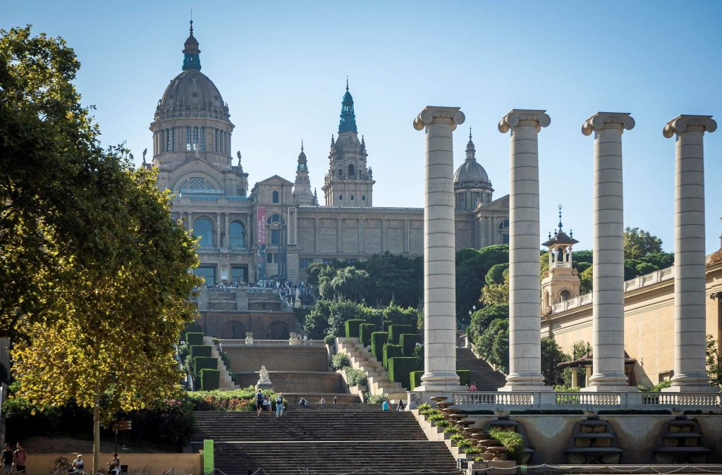 Presentación del Programa People en Barcelona