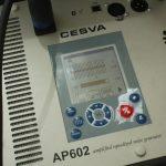 Amplificador para fuente omnidireccional CESVA
